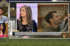 El duro ataque de Asraf a Ana Rosa Quintana por llamarlo machista