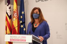 Baleares contrata a 377 informadores para concienciar a pie de calle sobre la COVID