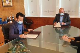 El Consell y Vila firman el acuerdo de aportación de 1,5 millones de euros por la ley de Capitalidad