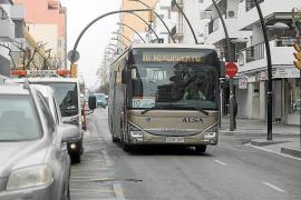 Estos son los nuevos horarios del transporte público de Ibiza durante las fiestas navideñas