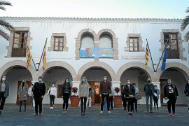 Santa Eulària incorpora a los primeros 15 trabajadores del programa 'Reactiva'