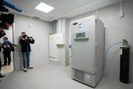 Can Misses tendrá seis congeladores para almacenar las vacunas de Pfizer y Moderna