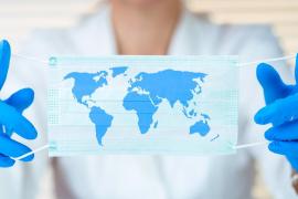 La OMS indica que la cepa de coronavirus de Sudáfrica es distinta a la de Reino Unido