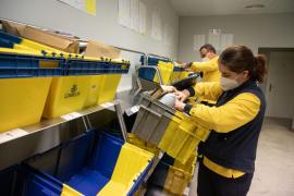 Los sindicatos obligan a Correos a tomar medidas para proteger a los trabajadores de la COVID
