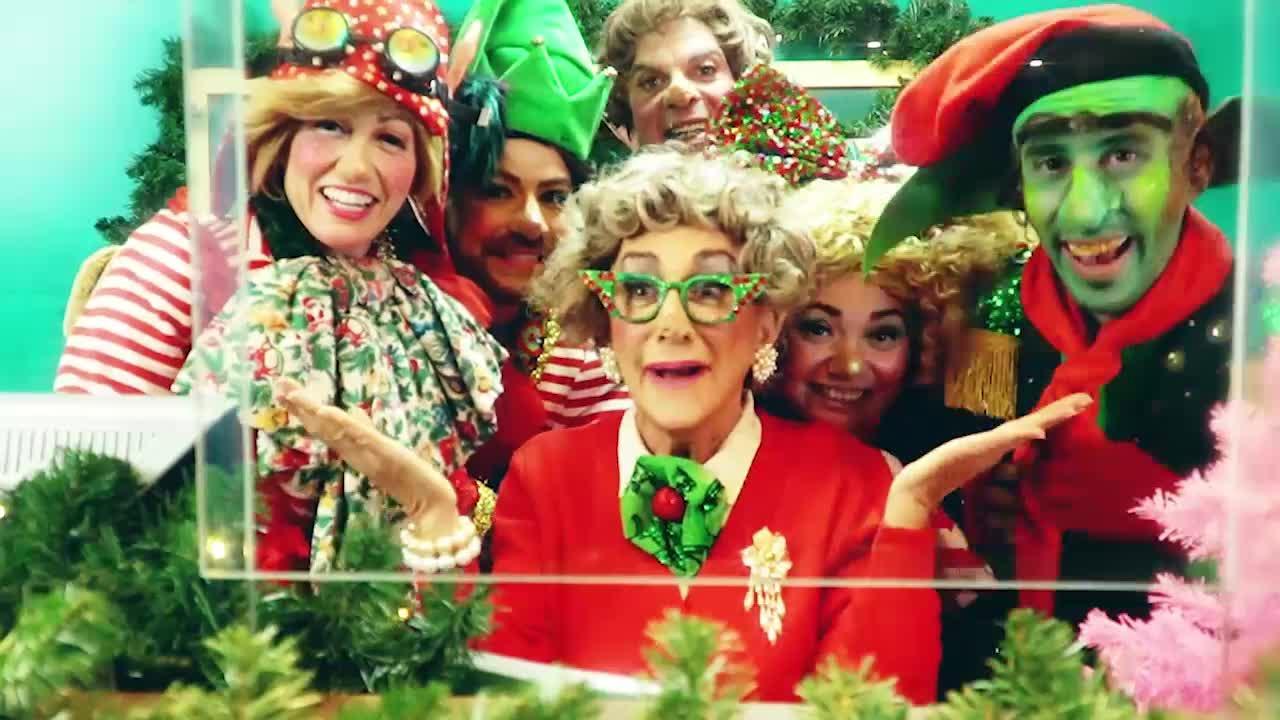 La TEF emite Can Nadal TV, una serie para animar a los más jóvenes en Navidad