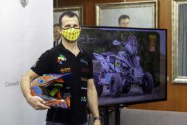 Toni Vingut, rumbo al Rally Dakar