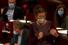 El PP pide el cese de la directora de Salud Pública por la fiesta de su hija en pandemia y Gómez les tacha de «miserables»