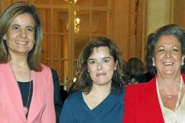 Rita Barberá acusa a Mas de usar Òmnium Cultural para «catalanizar» Valencia y Balears