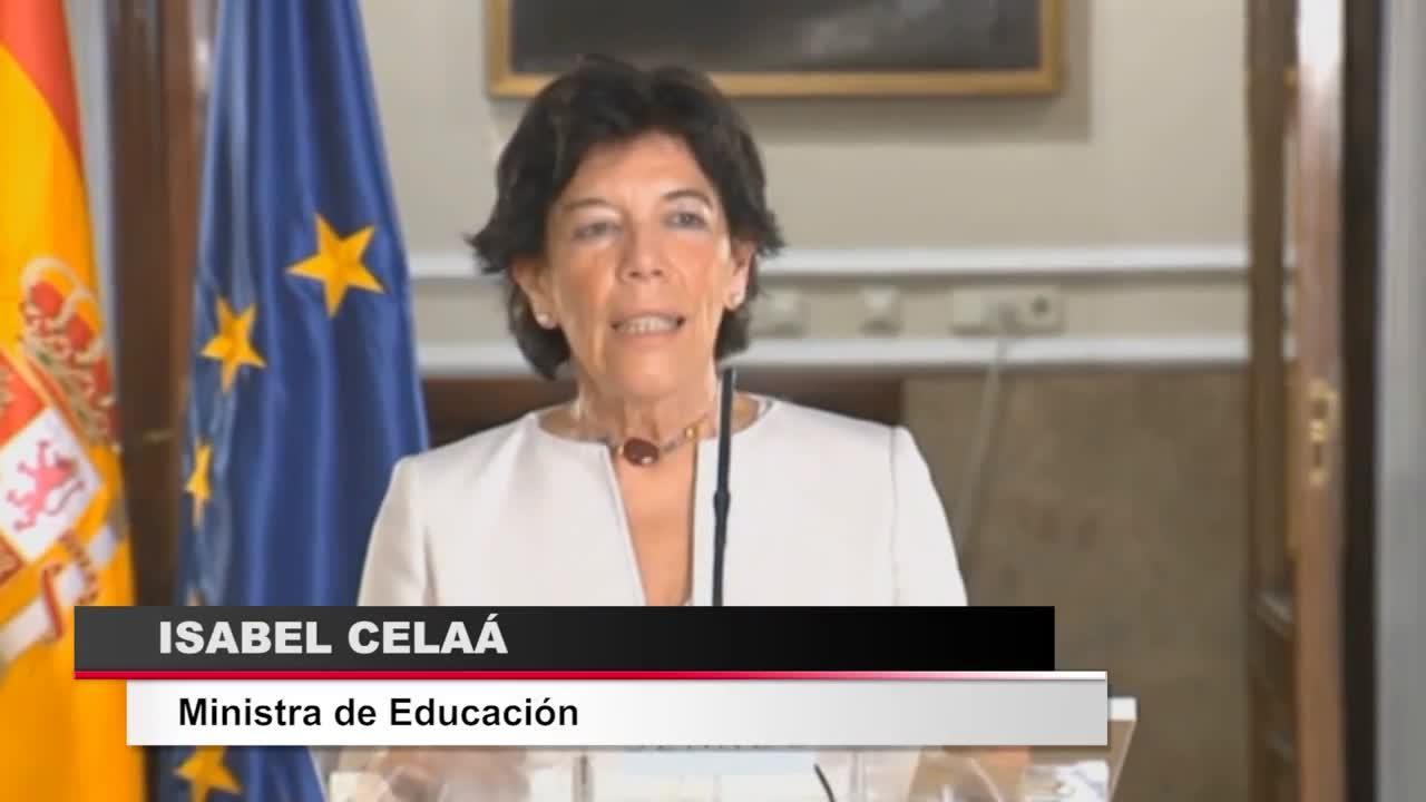Luz verde a la 'Ley Celaá' gracias al apoyo de PNV y ERC