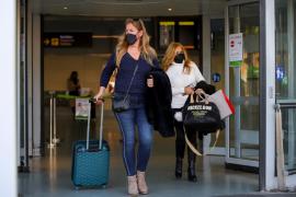 El aeropuerto de Ibiza opera 42 vuelos en Nochebuena y 24 en Navidad