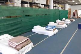 Activado el refugio para personas sin hogar con motivo de la bajada drástica de las temperaturas