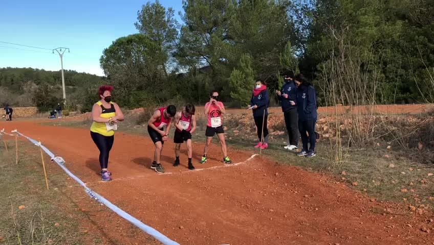 El Minimaratón de Sant Bartomeu ya tiene ganadores