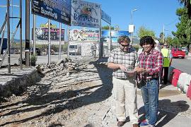 Sant Josep acomete la mejora de Platja den Bossa