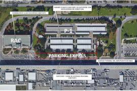 El aeropuerto de Ibiza inicia la remodelación y ampliación del edificio 'parking'