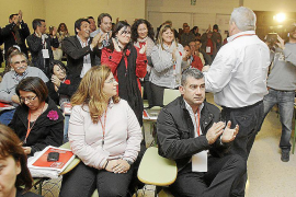 La gestora socialista determina que el congreso «es correcto» y que Boned está afiliado desde el 93