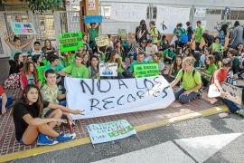 El 25,4% de los alumnos del segundo ciclo de la ESO y bachillerato van a la huelga