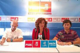 PSOE-Pacte acusa a Jáuregui de romper la tramitación de las contratas de limpieza y agua