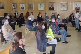 Sant Josep da la bienvenida a los primeros 35 trabajadores de SOIB Reactiva 2020