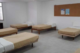 Sant Antoni activa el dispositivo de ola de frío para personas sin techo