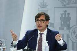 Salvador Illa, candidato a la presidencia de la Generalitat