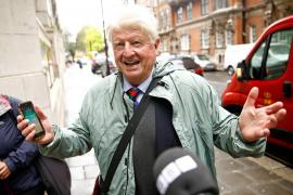El padre de Boris Johnson solicita la ciudadanía francesa