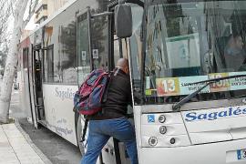 El transporte público cayó en más del 68% en 2020