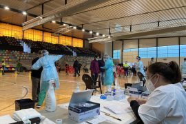 Los datos del coronavirus en Baleares el 2 de enero