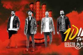 Se aplazan los dos conciertos de Efecto Pasillo a causa de la situación sanitaria
