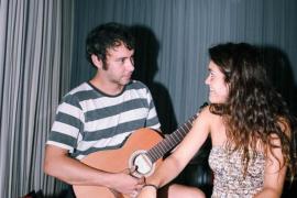 Álex de Lucas publica una fotografía inédita para felicitar a su pareja, Amaia Romero, por su cumpleaños