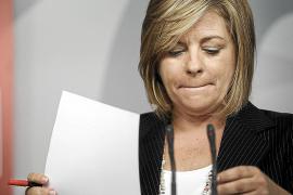 El batacazo del PSOE en las urnas le fuerza al cambio pero no «a dimisiones»