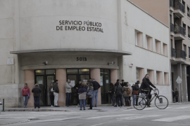 La COVID deja en Baleares 84.339 parados en 2020, un 37,9 % más que en 2019