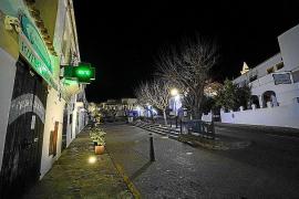 Helada de hasta menos cuatro grados en Sant Joan