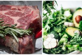 Ofrecen más de 55.000 euros por dejar de comer carne durante tres meses
