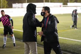 Las mejores imágenes de la Peña Deportiva - Sabadell de Copa del Rey
