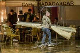 El inicio de la fase 3 reforzada en Ibiza, en imágenes