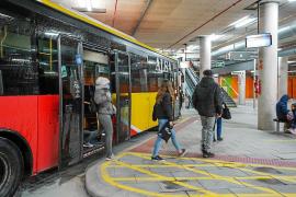El déficit del transporte público por la COVID superará los tres millones de euros en Ibiza