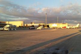 El cierre del espacio aéreo de Madrid provoca la cancelación de 14 vuelos en Baleares