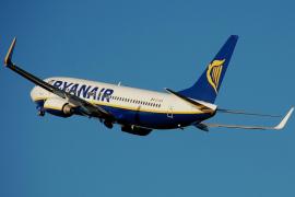 Cancelados cuatro vuelos entre Ibiza y Madrid por el temporal Filomena