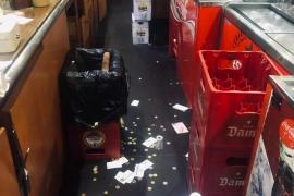 La Policía detiene a un hombre que reventó un bar de Ibiza para llevarse la caja registradora
