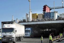 Filomena provocará problemas de abastecimiento en Baleares