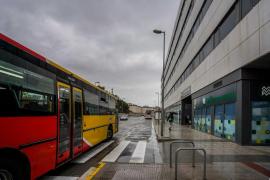 Los autobuses interurbanos sólo podrán ocupar las plazas sentadas