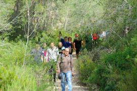 Santa Eulària presenta una ruta de 65 kilómetros por el municipio como atractivo turístico