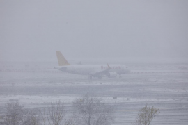 Cancelan cuatro vuelos entre Madrid y Baleares aunque el aeropuerto de la capital recupera «gradualmente» la actividad