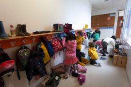 Los alumnos de Baleares contagiados en el interior de los centros son el 0,09% del total de los casos