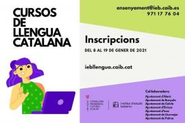Abierta la inscripción para los cursos de catalán del IEB hasta el 19 de enero