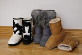 El truco viral para convertir las botas Ugg en pantuflas para andar por casa