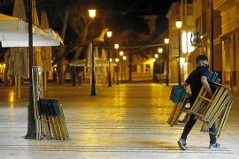 El aumento de casos aboca a endurecer las medidas en Menorca