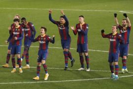El Barcelona se clasifica para la final en los penaltis