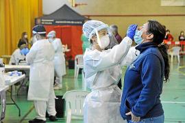 El cribado poblacional de Vila comenzará el sábado y se hará con antígenos en el polideportivo de es Pratet