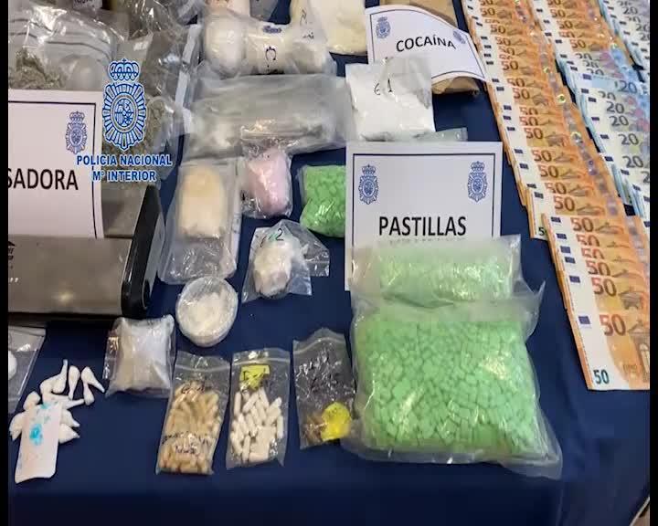 Desarticulado un grupo de narcos que movía toda clase de drogas con conexiones en Ibiza